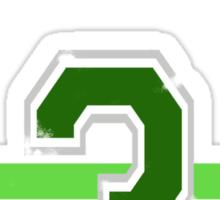 Slytherin Jersey  Sticker