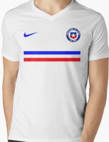 COPA America 2016 - Chile Mens V-Neck T-Shirt