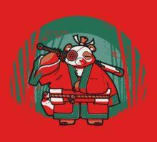 Samurai Panda One Piece - Long Sleeve