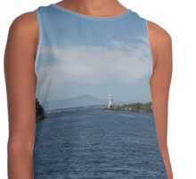 Looking back at Bonnet Island Contrast Tank