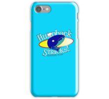 Humpback Snacks! iPhone Case/Skin