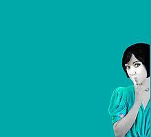 SHH! Duotone by Shevaun  Shh!