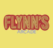 Flynn's Arcade - Tron Flynn's Arcade One Piece - Short Sleeve