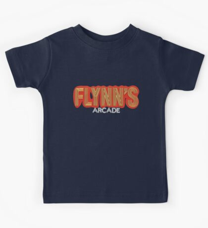 Flynn's Arcade - Tron Flynn's Arcade Kids Tee