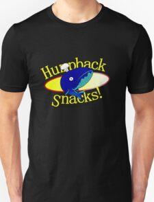Humpback Snacks! Unisex T-Shirt