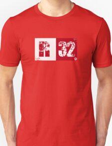 R32 (red) Unisex T-Shirt