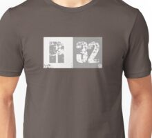R32 (light grey) Unisex T-Shirt