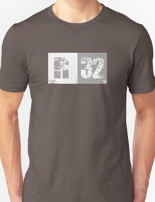 R32 (light grey) T-Shirt