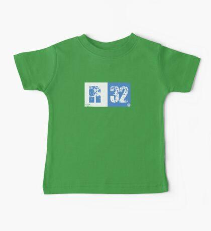 R32 (blue) Baby Tee
