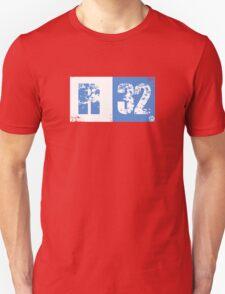 R32 (blue) Unisex T-Shirt