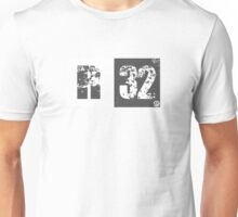 R32 (dark grey) Unisex T-Shirt