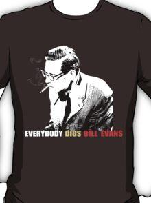 Bill Evans - Everybody Digs Bill Evans T-Shirt