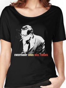Bill Evans - Everybody Digs Bill Evans Women's Relaxed Fit T-Shirt