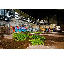 Old Peters Factory 666 Photographic Print