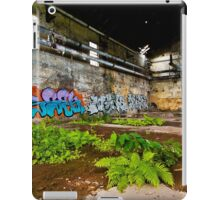 Old Peters Factory 666 iPad Case/Skin