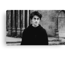 Harry Potter and The Prisoner of Azkaban film still Canvas Print