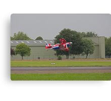 Rich Goodwin Pitts S2S Canvas Print