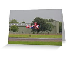Rich Goodwin Pitts S2S Greeting Card