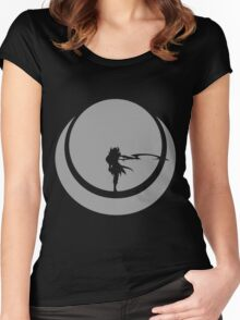 Diana Silhouette Women's Fitted Scoop T-Shirt