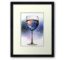Cup of Dream Framed Print