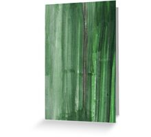 Abstract Watercolor Texture stroke  Greeting Card