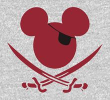 Pirate Mickey by sweetsisters