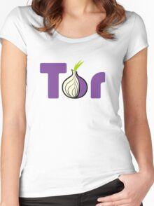 Tor Women's Fitted Scoop T-Shirt
