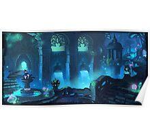 Fantasy City Poster