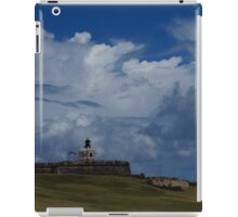 Dramatic Tropical Sky Over Old San Juan, Puerto Rico iPad Case/Skin