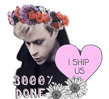 Dane DeHaan - I Ship Us by redroseses