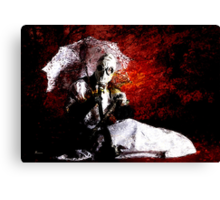 THE MADONNA QUERY Canvas Print