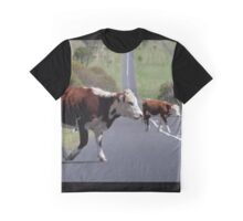 Drive slowly please Graphic T-Shirt
