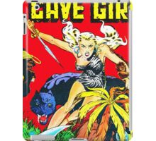 Cave Girl! iPad Case/Skin