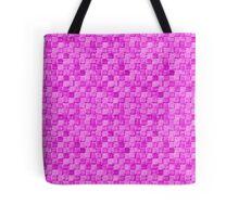 Woven Neon pink - OneMandalaADay Tote Bag