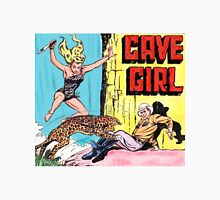 Cave girl to the rescue Unisex T-Shirt