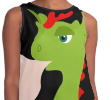 Dragon Bubblegum Contrast Tank