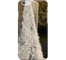 Minus 4 Degree C Early Morning Excursion (7) iPhone Case/Skin