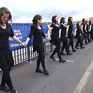 Riverdance, Derry, Ireland by mikequigley