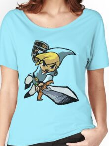 Toon Link - Changeable Color Women's Relaxed Fit T-Shirt