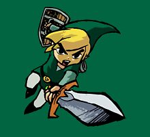 Toon Link - Changeable Color Unisex T-Shirt