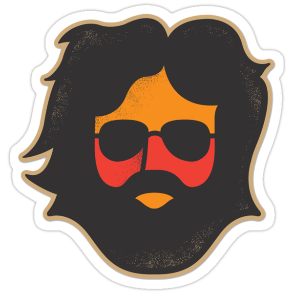 Jerry Garcia by popculture
