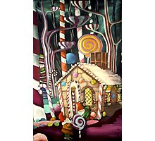 Candy Forest  Photographic Print