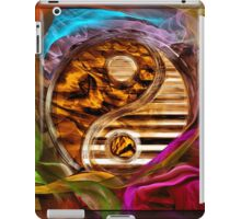 Yin Yang Colorful Way iPad Case/Skin