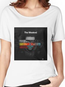 The Weeknd Women's Relaxed Fit T-Shirt