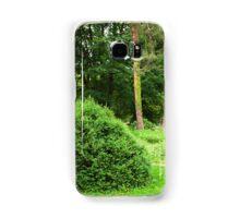 woodland scenery Samsung Galaxy Case/Skin