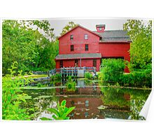 Bonneyville Mill Poster
