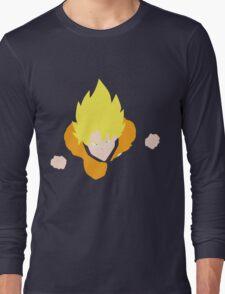 Goku Super Saiyan Long Sleeve T-Shirt