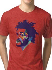The Weeknd #HD Tri-blend T-Shirt
