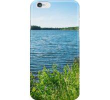 lake landscape iPhone Case/Skin