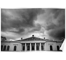Sucre National Theater, Quito, Ecuador Poster